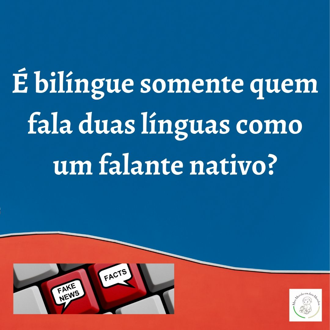 O contato com duas línguas desde o nascimento pode trazer problemas para o desenvolvimento linguístico da criança (3)